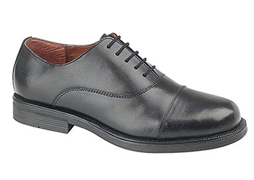 Chaussures Oxford classiques - Homme/garçon - Uniforme Noir - noir