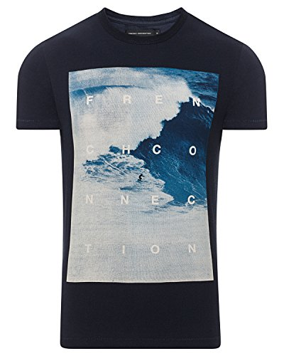 French Connection T-Shirt Dunkelblau