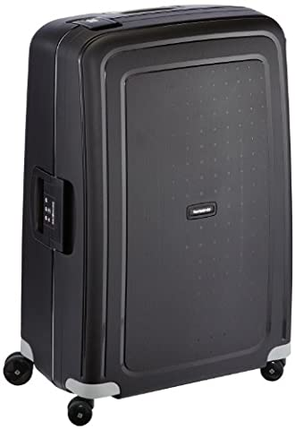 Samsonite Suitcase, 75 cm, 102 Liters, Black