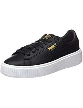 Puma Damen Basket Platform Core Sneaker
