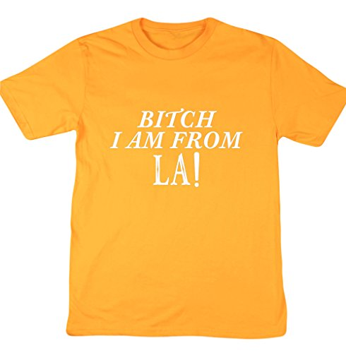 hippowarehouse-bitch-i-am-from-la-unisex-short-sleeve-t-shirt