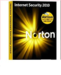 NORTON INTERNET SECURITY 2010 3-PC + 8GB USB-Stick