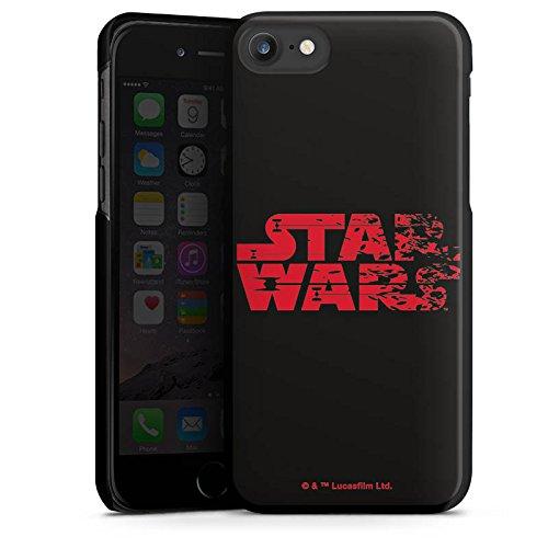 DeinDesign Hülle kompatibel mit Apple iPhone 7 Handyhülle Case Star Wars Logo Merchandise Fanartikel
