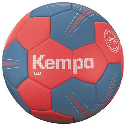 Kempa Handball rot/grau (2 ohne Ballpumpe)