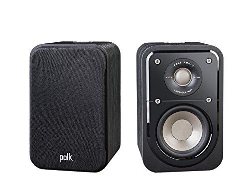 Polk Audio Signature S10 American HiFi Home Theater Compact Satellite Surround Speaker - India Warranty*
