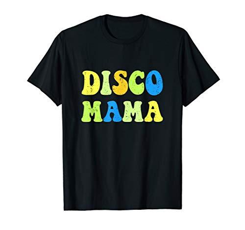 Disco Mama Design 1970er Jahre Disco Vintage (Disco Kostüm Mama)