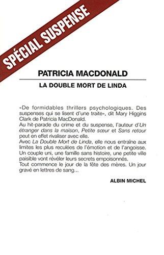 La Double Mort de Linda (Spécial suspense) par Patricia MacDonald