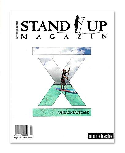 STAND UP MAGAZIN Ausgabe 10