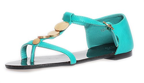 AE , Sandales pour femme 41 Turquoise