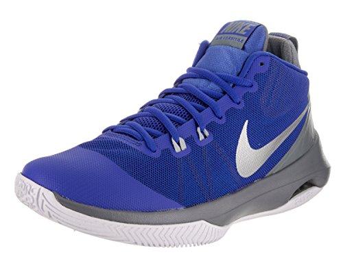 Nike 852431-400, espadrilles de basket-ball homme Bleu