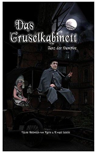 Eulenspiegel 999677 - Schminkbuch Das Gruselkabinett, Originelle Schminkmasken zur Geisterstunde