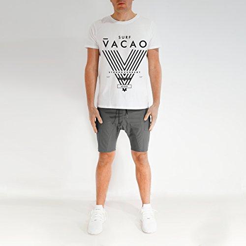 "DEPARTED Fashion Shirt ""3587-010"" Weiß"