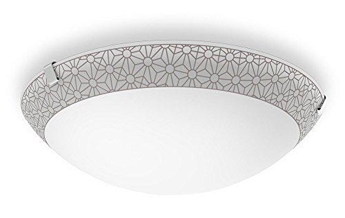 Philips myLiving LED Deckenleuchte Ballan 10W, weiß/bronze