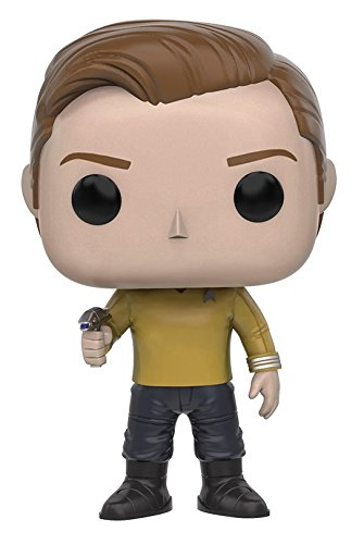 Funko Pop! Film: Star Trekal di là (Beyond) - Captain Kirk