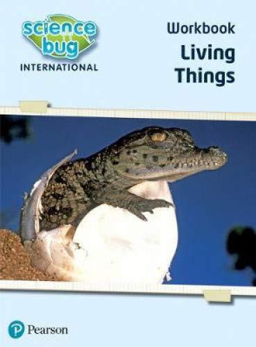Science Bug: Living things Workbook