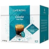 Café Royal Single Origin Colombia Nouvelle Génération x 16 102,4 g -