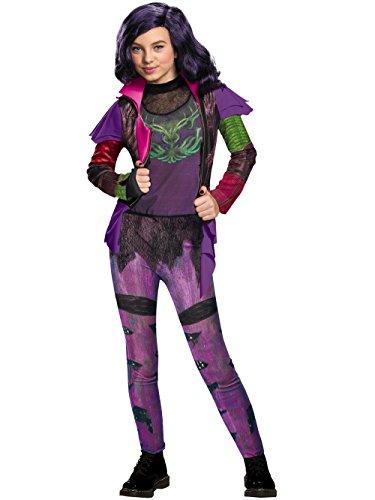 Descendants Mal Isle Of The Lost Deluxe Costume Tween X-Large 14-16 (Mal Kostüm Disney)