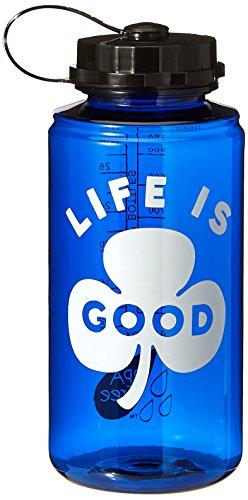 life-is-good-lig-clover-water-bottle-darkest-blue-one-size
