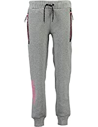 Geographical Norway - Jogging Femme Geographical Norway Metincelle Gris Clair