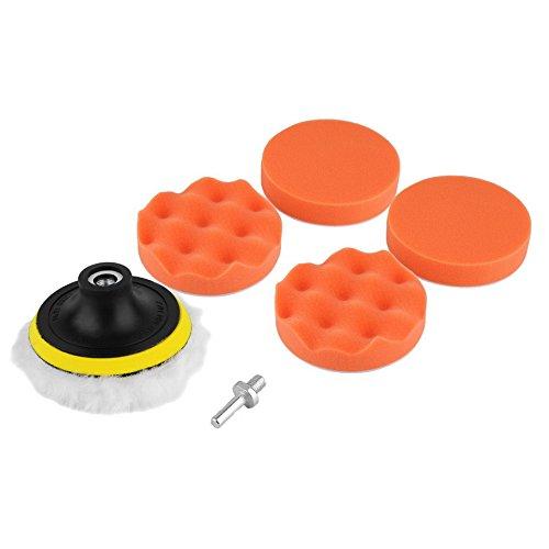 Sprigy-TM-pezzi-102-cm-lucidatura-Pad-kit-per-auto-con-spugna-di-lucidatura-ruota-con-adattatore-trapano-M10-buffer-alta-lordo-di-vendita-caldo