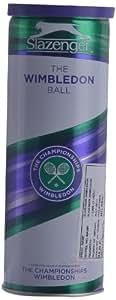 Slazenger Wimbledon Tennis Balls, Pack Of 3
