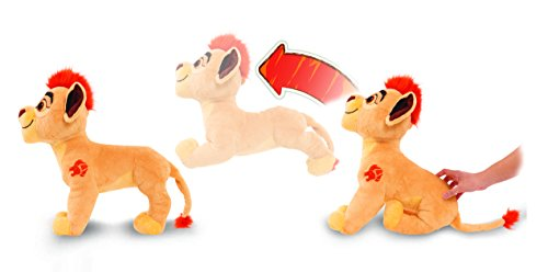 Simba The Lion Guard Peluche Interattivo, 109318756009