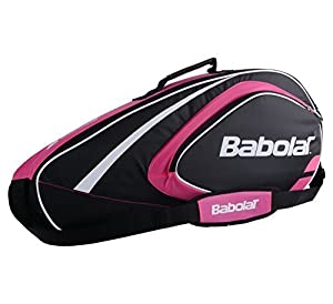 BABOLAT Club Line Cart Bags Racket Holder x3 Review 2018 from Babolat