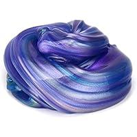 Preisvergleich für Fuibo 3pcs Ei bunte weiche Slime Slime Duft Stress Relief Spielzeug Schlamm Spielzeug (mehrfarbig)