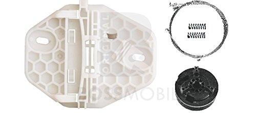 Bossmobil Logan, Delantero derecho, kit de reparación de elevalunas eléctricos