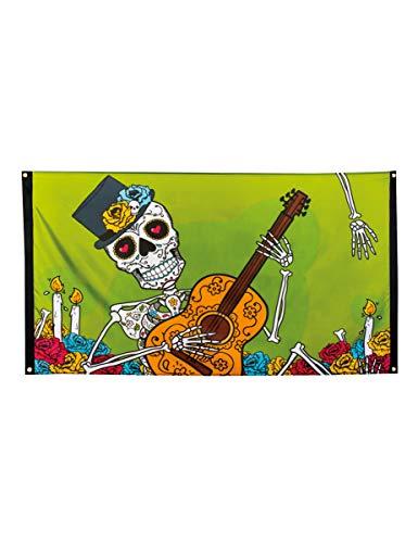 Boland Deko, Mehrfarbig, 97022 (Disfraces Halloween Mexiko)