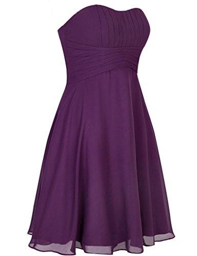 HUINI Tesoro Corto Satin Prom Dresses Festa di Nozze Abiti Convenzionali Rosa
