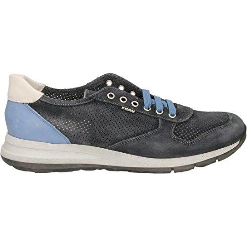 FRAU , Chaussures de sport d'extérieur pour homme bleu Bleuet 42 EU Bleuet