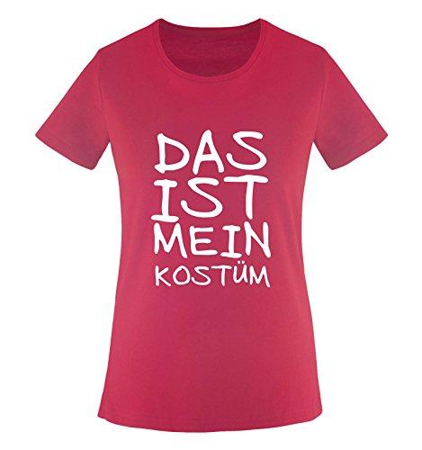 R1 - DAS IST MEIN KOSTÜM - FASCHING - Sorbet - WOMEN T-SHIRT by DoubleM Gr. S