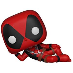 Funko Marvel Dead Pool Glam Pop Bobble Head Figure No 320