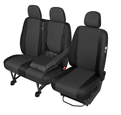 ARES Sitzbezuge Vordersitze DV1M+2LTAB - DV-AR-1M2LTAB-02