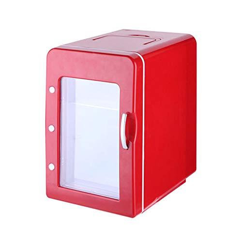 FDSjd 4L Refrigeración Puerta Transparente Car Home