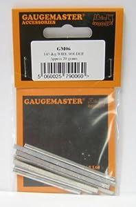 Gaugemaster GM-GM06 - Alambre de Soldadura (145 Grados)