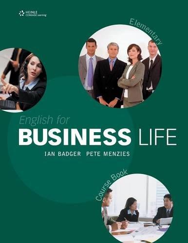 Business life. Elementary. Course book. Per le Scuole superiori (Achieve Ielts Elementary Level)