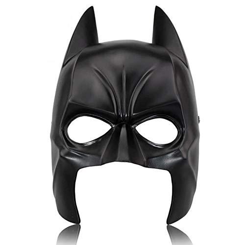 Batman Halloween Maske Party Resin Maske Halb Gesicht Batman Maske