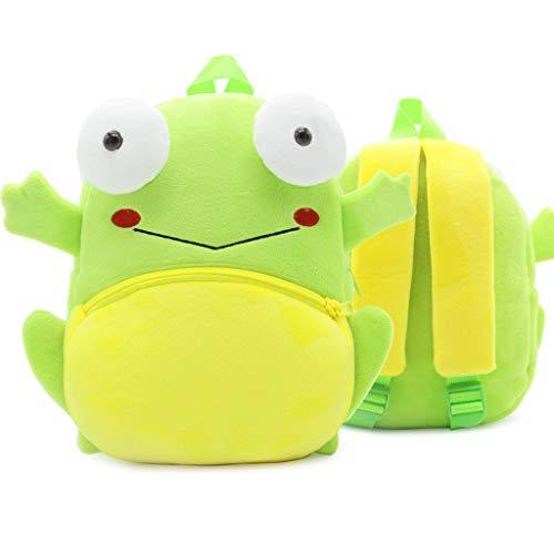 Kleinkind Kinder Rucksack Plüsch Tier Cartoon Mini Kinder Tasche Für Baby Mädchen Junge Alter 1-3 Jahre ()