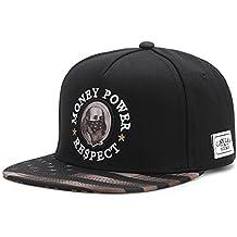 Cayler & Sons Mujeres Gorras / Gorra Snapback White Label Money Power Respect