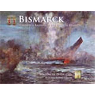 APL: Bismarck Boardgame for the Second World War at Sea Game Series