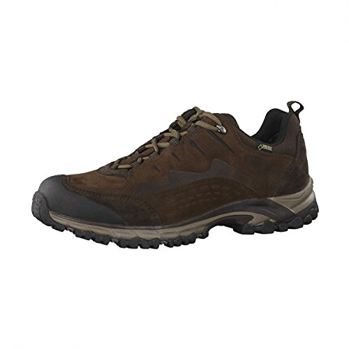 Meindl Barcelona GTX 600194, Chaussures de randonnée homme Marron - Marron foncé