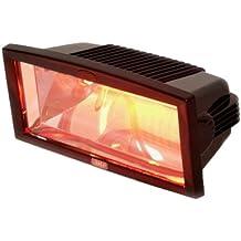 InfraredMagicSun - Estufa calentadora por infrarrojos (para terrazas), color negro