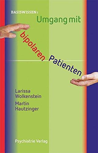 Cover »Umgang mit bipolaren Patienten«