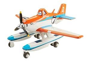Planes - Equipo de Rescate, Dusty with Pontoons (Mattel CBK60)