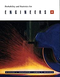 [Probability and Statistics for Engineers] (By: Richard L. Scheaffer) [published: May, 1994]