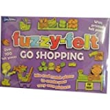 Fuzzy Felt Series 1 Go Shopping