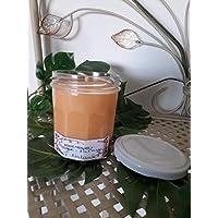 "Bougie parfumée""mangue-papaye"""