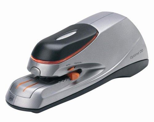 Rexel Optima 20 2102350 - Grapadora eléctrica